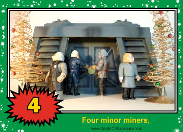 Four minor miners,