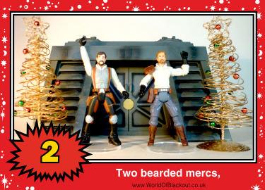 Two bearded mercs,