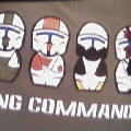 The Republic Commando v2 shirt