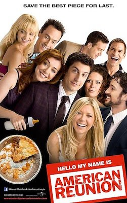 American Pie: Reunion poster