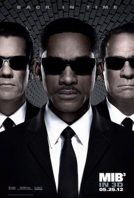 Men In Black 3 / Mib3 poster