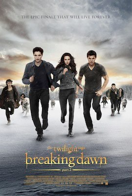 Twilight Saga: Breaking Dawn Part 2 poster
