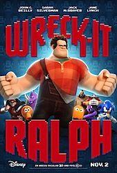Wreck-It Ralph (3D) Poster