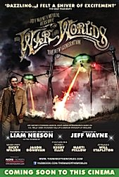 War of the Worlds: The New Generation - Alive On Stage! Poster
