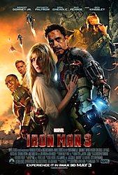 Iron Man 3 (2D) Poster