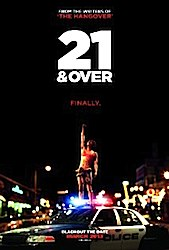 21 and Over Poster