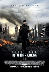Star Trek Into Darkness (3D) Poster