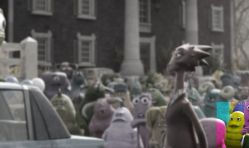 Monsters University, sneaky Hutt cameo?