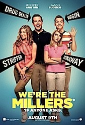 We're The Millers Poster