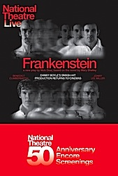 Danny Boyle's Frankenstein Poster