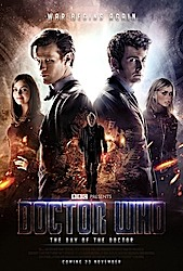 Doctor Who: The Day of the Doctor 3D Poster