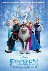 Frozen (3D) Poster