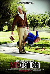 Jackass Presents: Bad Grandpa Poster