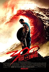 300: Rise Of An Empire (3D) Poster