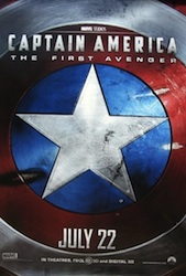 Captain America: The First Avenger (3D)Poster