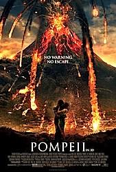 Pompeii (3D) Poster