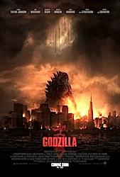 Godzilla (3D) Poster