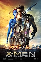 X-Men: Days Of Future Past (3D) Poster