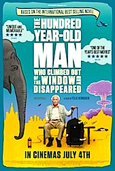 The Hundred-Year-Old Man Who Climbed Out The Window And Disappeared Poster