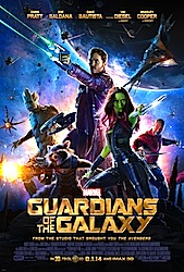 Guardians Of The Galaxy (3D) Poster