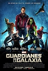Guardians of the Galaxy (2D) Poster