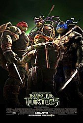 Teenage Mutant Ninja Turtles (3D) Poster