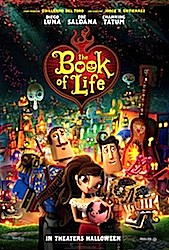 The Book Of Life (3D) Poster