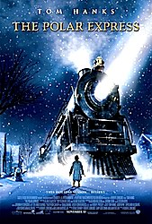 The Polar Express (3D) Poster
