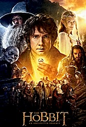 The Hobbit: An Unexpected Journey (3D) Poster