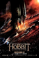 The Hobbit: The Desolation Of Smaug (3D) Poster