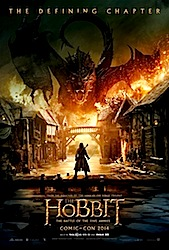The Hobbit: The Battle Of The Five Armies (3D) Poster