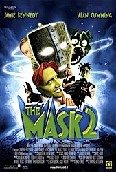 CRAP SEQUELS! The Mask 2: Son Of The Mask.