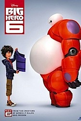 Big Hero 6 (3D) Poster