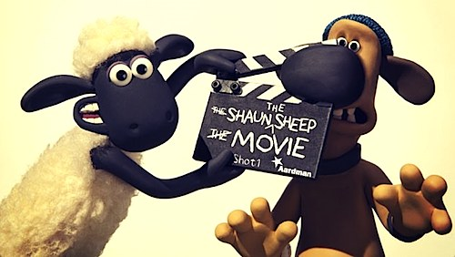 Shaun The Sheep: Mind The THE…