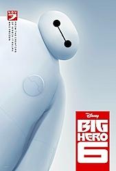 Big Hero 6 (2D) Poster
