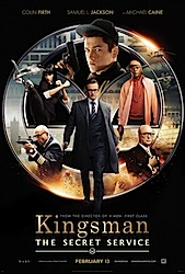 Kingsman - The Secret Service Poster