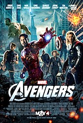Avengers Assemble (3D) Poster