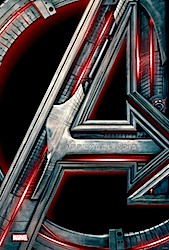Avengers: Age Of Ultron (3D) Poster