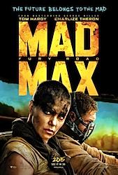 Mad Max: Fury Road (3D) Poster