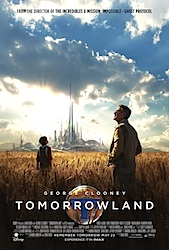 Tomorrowland: A World Beyond Poster