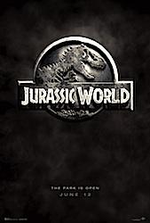 Jurassic World (3D) Poster