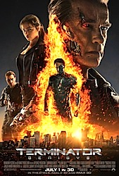 Terminator Genisys (3D) Poster
