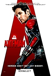 Ant-Man (3D) Poster