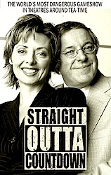 Straight Outta Countdown Poster