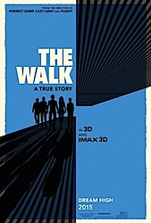 The Walk (3D) Poster