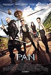 Pan (3D) Poster