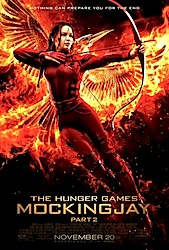 The Hunger Games: Mockingjay Part 2 Poster
