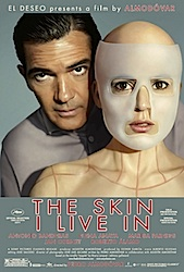 The Skin I Live In / La Piel Que Habito Poster