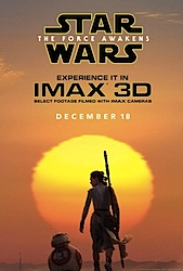 Star Wars: The Force Awakens (IMAX) Poster