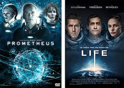 Prometheus / Life: Seriously though, mate?